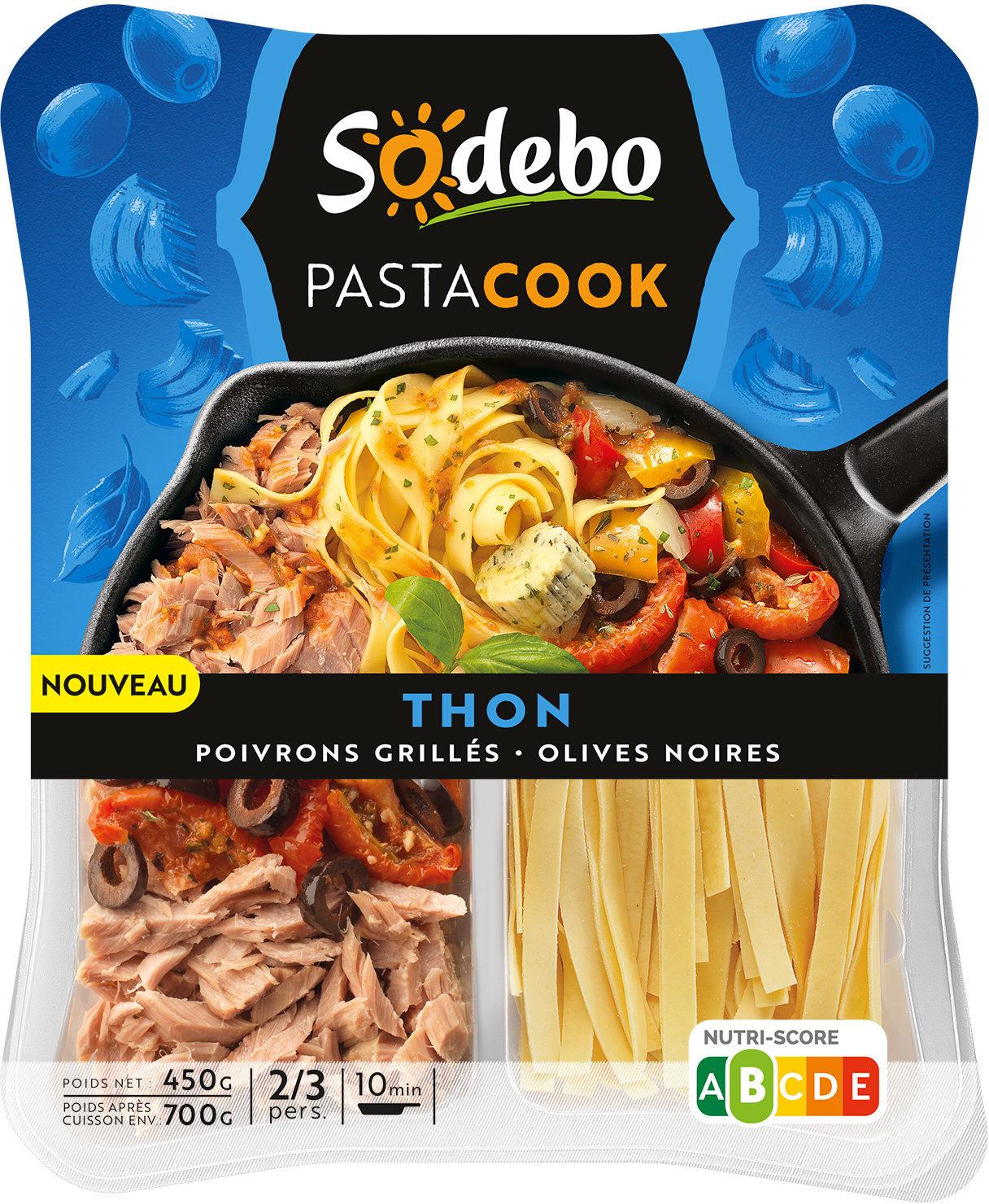 PastaCook Thon - Produit