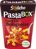 PastaBox - Fusilli à la Bolognaise - Produit