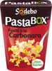PastaBox - Fusilli à la Carbonara - Product