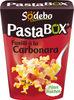 PastaBox - Fusilli à la Carbonara - Produit