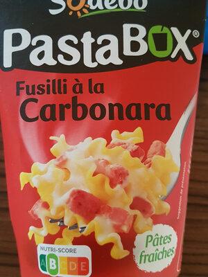 PastaBox - Fusilli à la Carbonara - Prodotto - fr