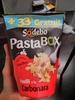 PastaBOX (Fusilli à la Carbonara aux pâtes fraîches) + 33 % Gratuit - Produit