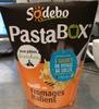 PastaBOX (Fusilli aux Fromages Italiens aux pâtes fraîches) - Produit