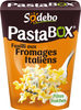 PastaBox - Fusilli aux Fromages italiens - Produit