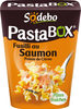 PastaBox - Fusilli au Saumon et Pointe de citron - Produit