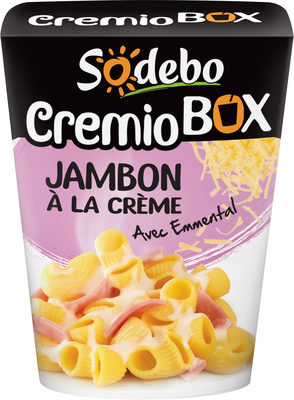 CremioBox - Jambon à la crème - Product