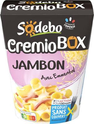 CremioBox - Jambon à la crème - Produit - fr