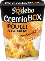 CremioBox - Poulet à la crème - Producto