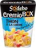 CremioBox - Thon à la crème - Produit