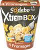 XtremBox - Radiatori 4 fromages - Product