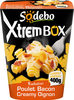 XtremBox - Poulet Bacon - Product