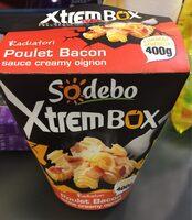 XtremBox - Poulet Bacon Creamy Oignon - Produit - fr