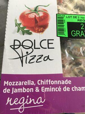 Dolce pizza - Produit