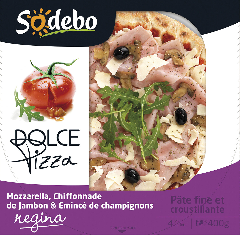 Dolce Pizza - Regina - Produit - fr