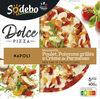 Dolce Pizza Napoli mozzarella, poulet, poivrons grillés & crème de parmesan - Produit