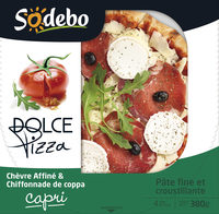 Dolce Pizza - Capri - Produit