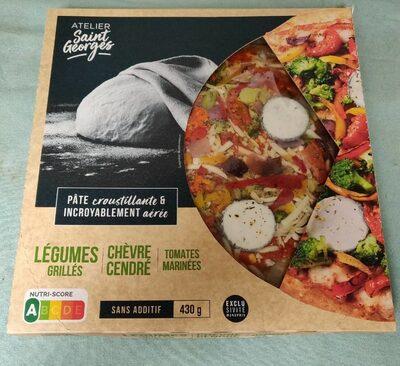 Pizza aux légumes - Produit - fr