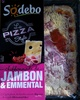 Pizza Style chiffonnade de Jambon Emmental - Produit