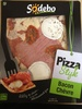 Pizza Style Bacon Chèvre - Produit
