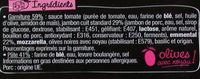 La Pizz - Jambon  Emmental - Ingredientes