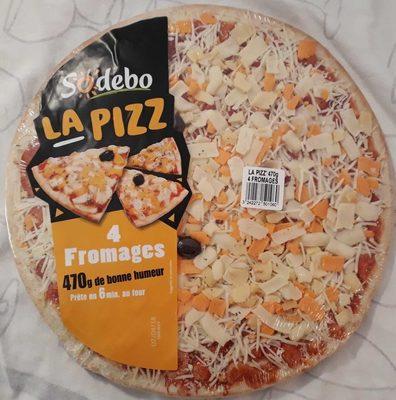 La pizz 4 fromages - Produkt
