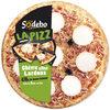 La Pizz - Chèvre affiné Lardons - Produit