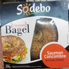 L'instant Bagel Saumon Concombre & Cream Cheese - Product