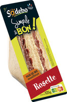 Sandwich Simple & Bon ! Club - Rosette - Prodotto - fr