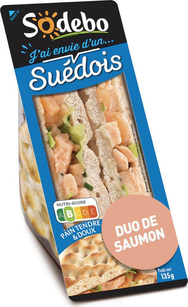 J'ai envie d'un Suédois - Duo de saumon - Prodotto - fr