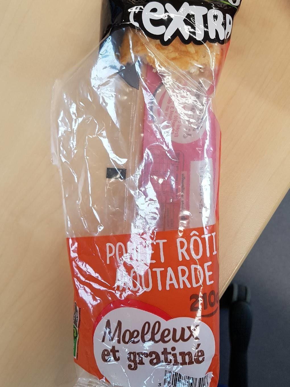 L Extra Poulet Rôti Moutarde - Produit - fr