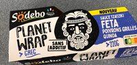 Planet wrap grec - Product - fr