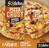 Sodebo Pizza Crust - Farmer - Product