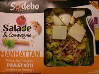 Salade & Compagnie - Manhattan - Product