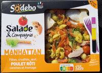 Salade & Compagnie - Manhattan - Produit - fr