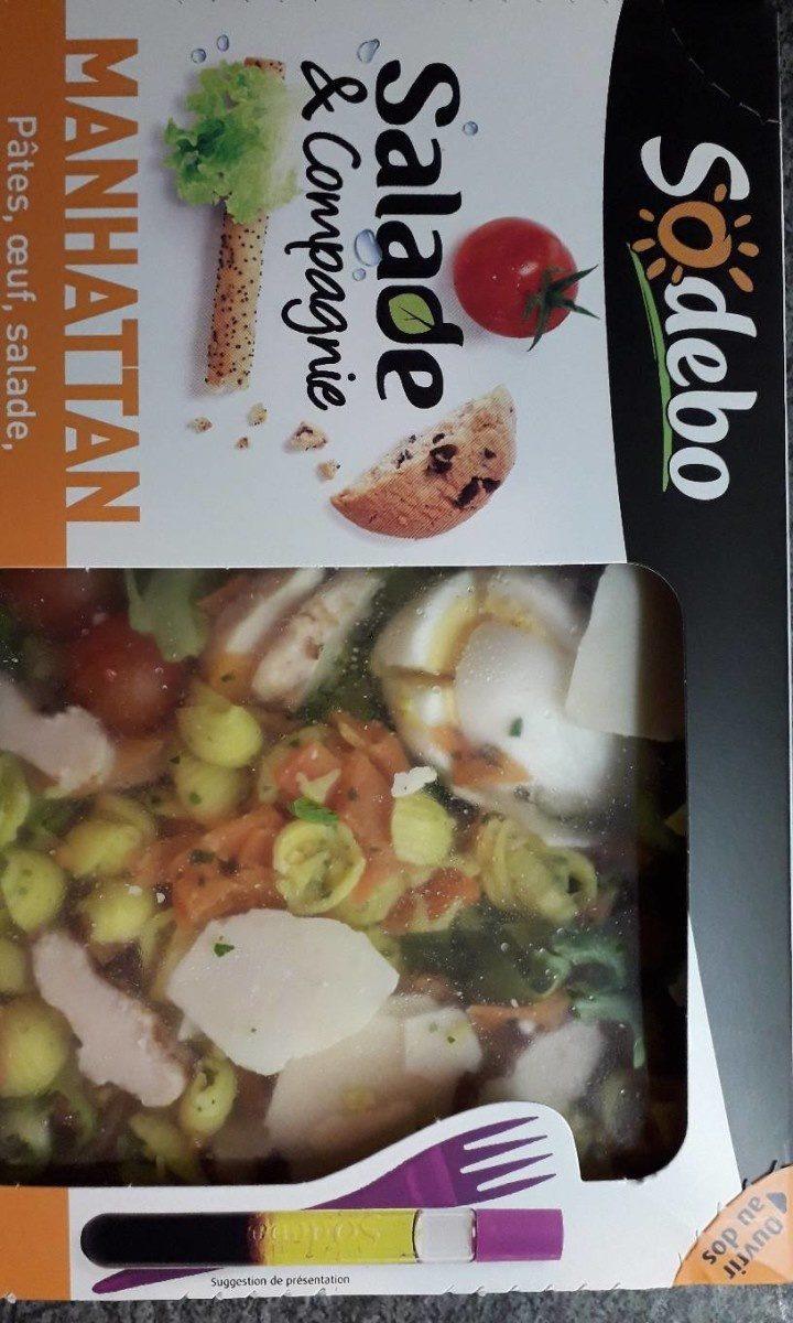 Salade et compagnie Manhattan - Product