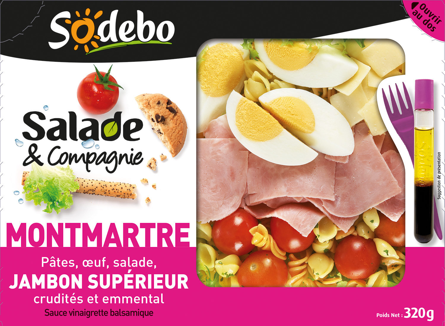 Salade & Compagnie - Montmartre - Product