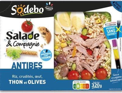 Salade & Compagnie - Antibes - Produit - fr