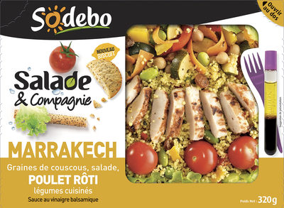 Salade & Compagnie - Marrakech - Produit - fr