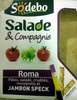 Salade & Compagnie Roma Jambon Speck - Produit