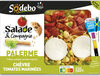 S&c palerme pâtes jambon cru chèvre tomates - Product