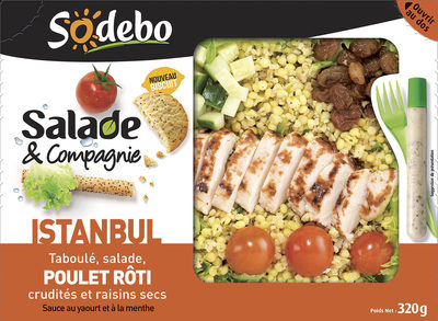 Salade & Compagnie - Istanbul - Produit