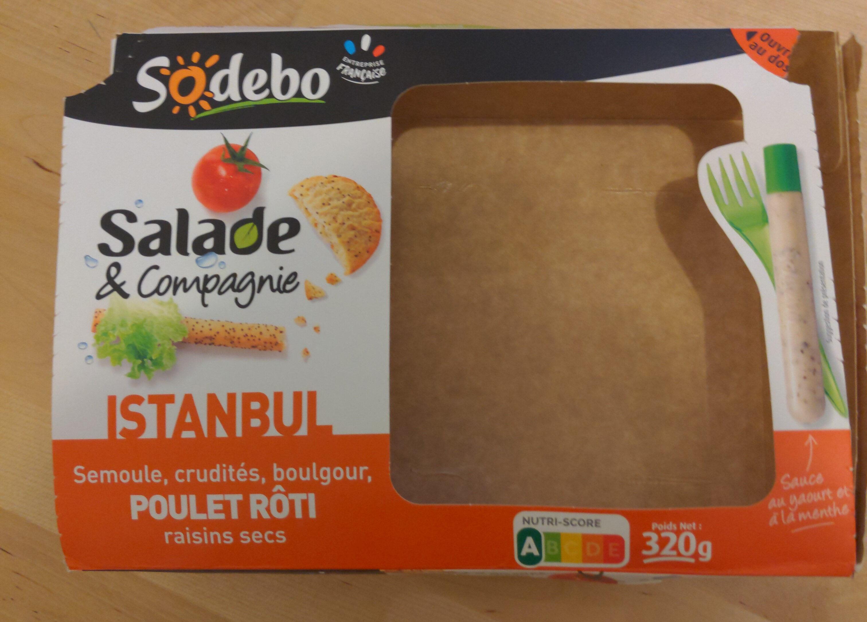 Salade & Compagnie - Istanbul - Produit - fr