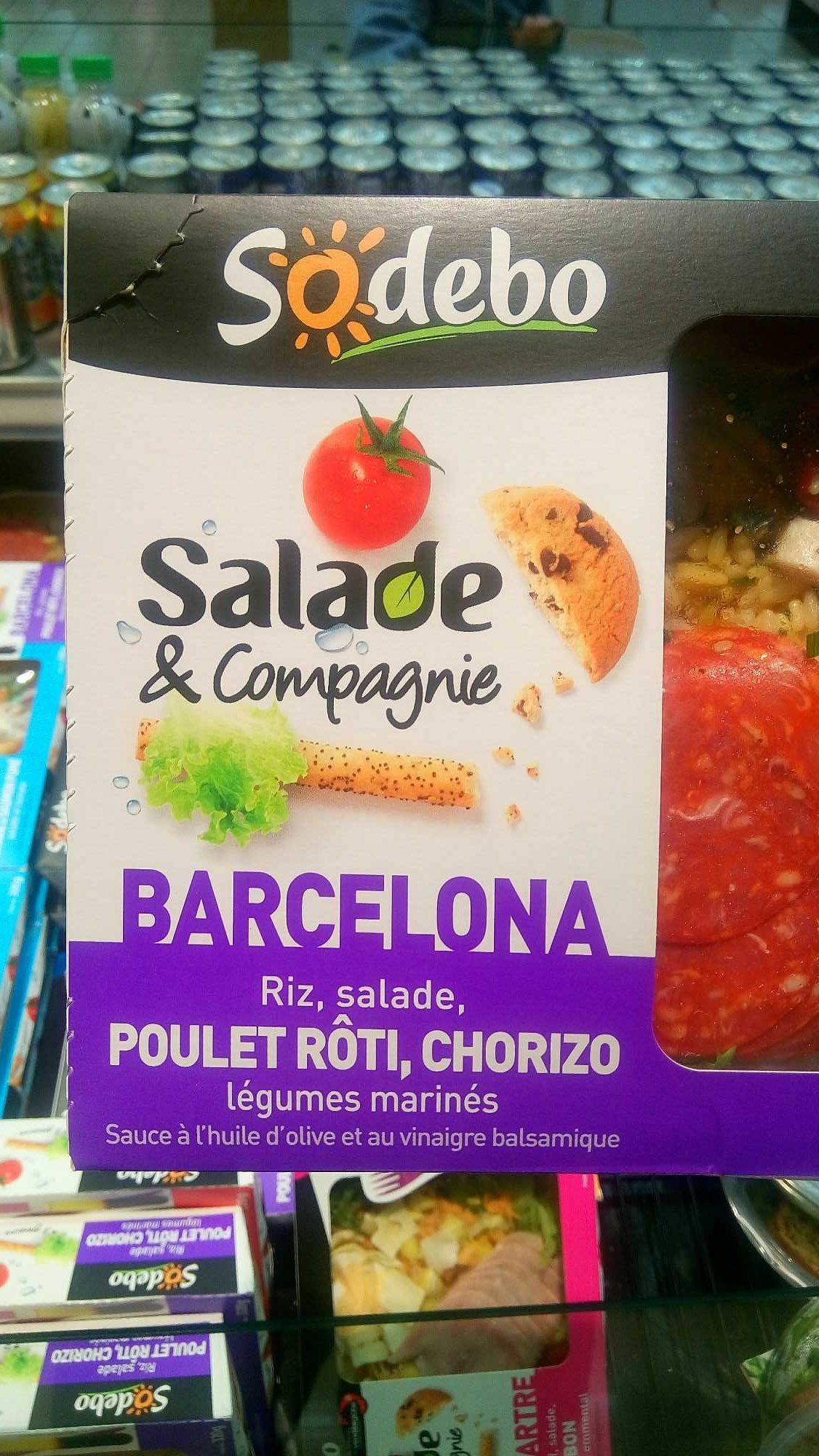 Salade & compagnie - Produit