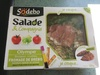 Salade & compagnie Olympe (Boulgour, crudités, fromage de brebis, jambon speck et olives) - Product