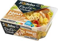 Pasta salade poulet comte - Prodotto - fr