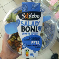 Salad'bowl Sparte - Product