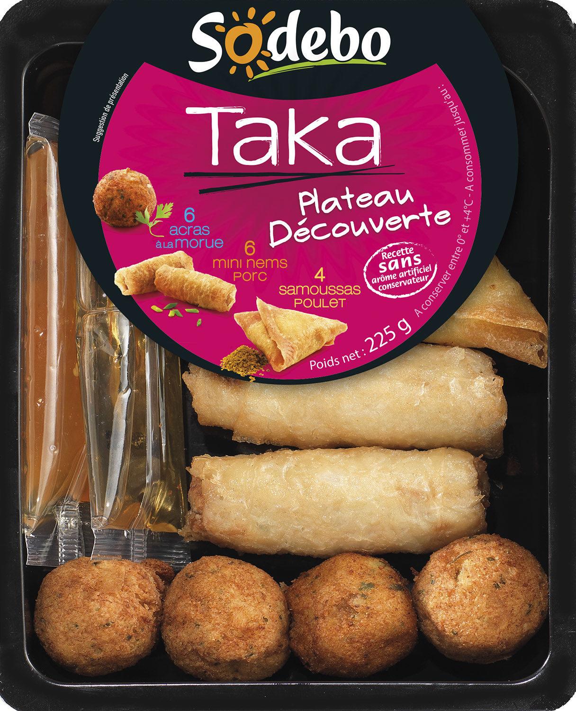 Taka - Plateau Découverte - Produit