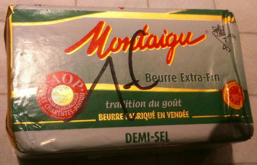 Beurre extra-fin - Produit - fr