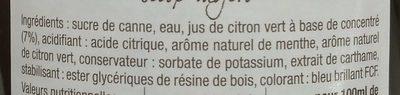 Mojito - Ingrediënten