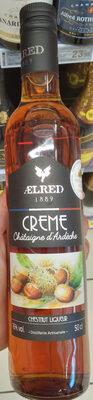 Crème de châtaigne d'Ardèche - Produit